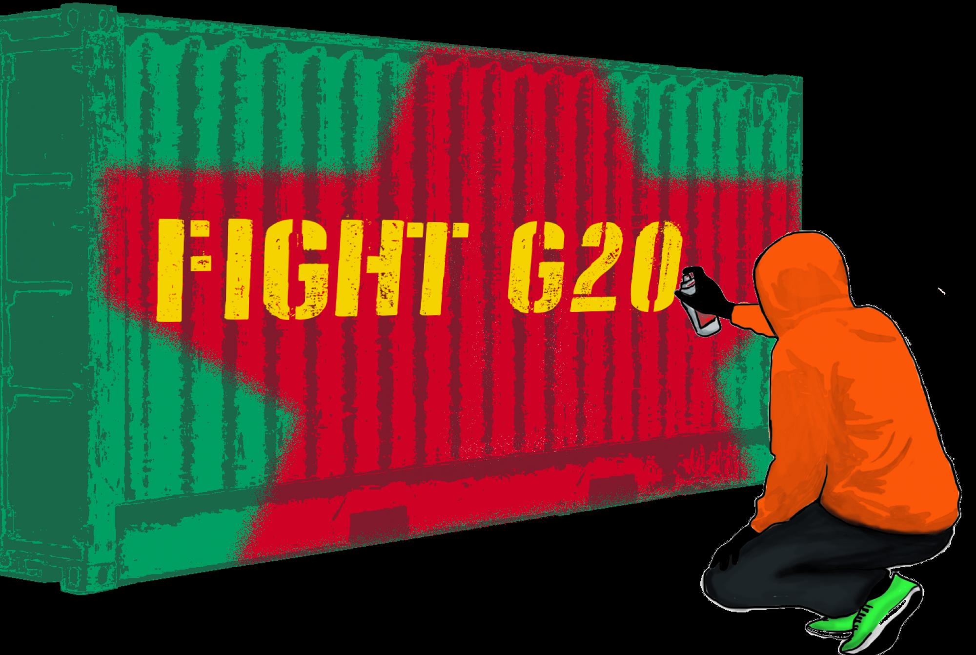 G20 angreifen